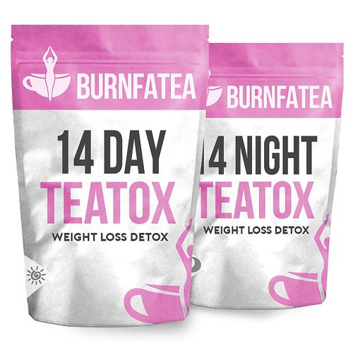 Burnfatea 14 Day Teatox