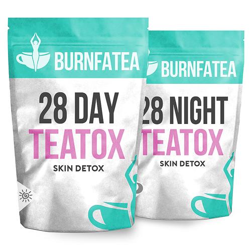 Burnfatea 28 Day Skin Teatox